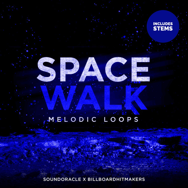 Space Walk Melodic Loops (With Stems)