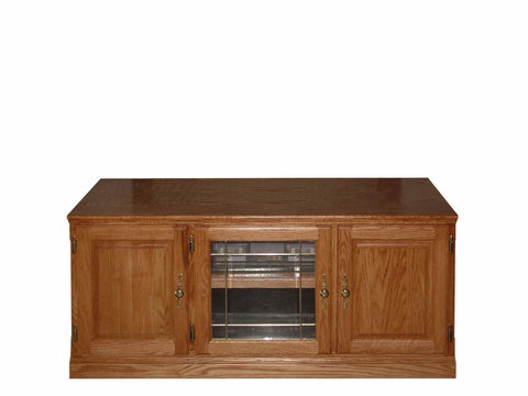 Forest Designs 53w Oak Traditional TV Stand: 53W x 24H x 21D