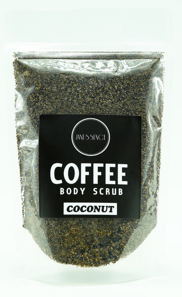 Coconut Coffee Scrub 250g