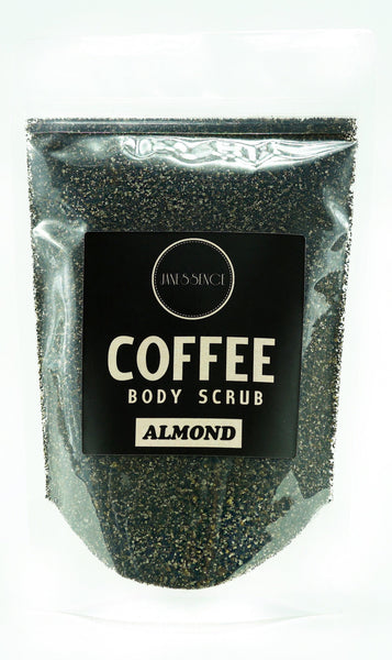 Almond Coffee Scrub 250g