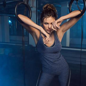 Combat the Holiday Bulge in Stylish Athletic Wear from Freya, Shock Absorber and Anita Sport