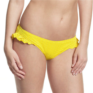 Cleo-Matilda-Frill-Bikini-Brief-Yellow-CW0089