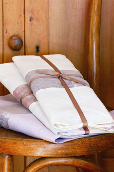 Drawer Liners, Natural Linen