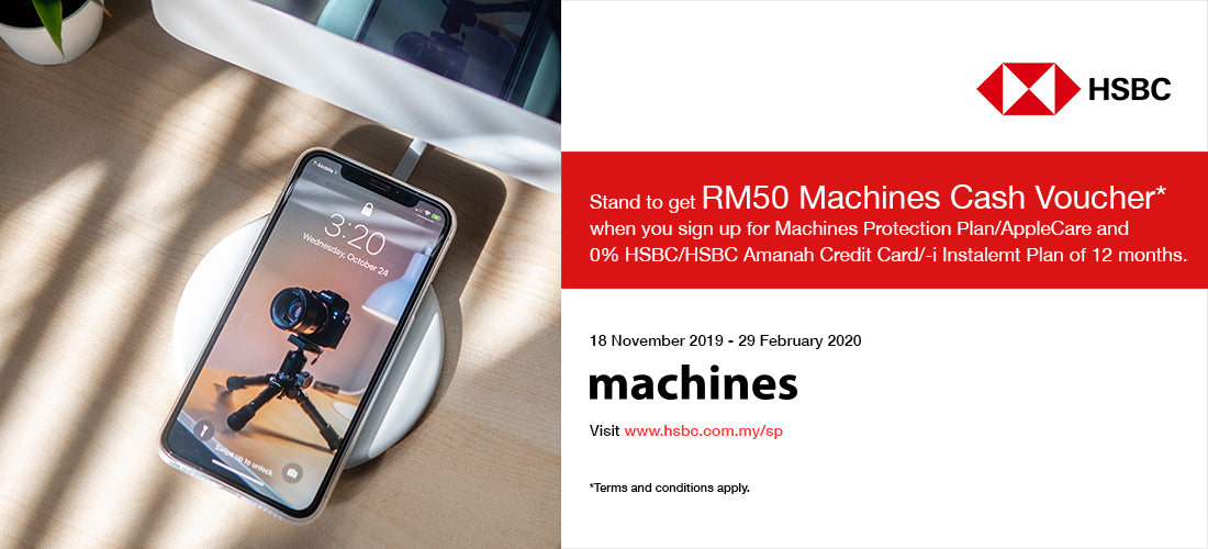 InStore Promotion – Machines