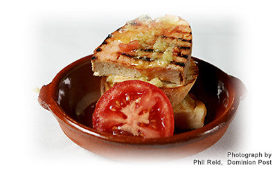 SPANISH TOMATO BREAD