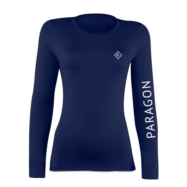 Luxe Sport Base Layer - Navy