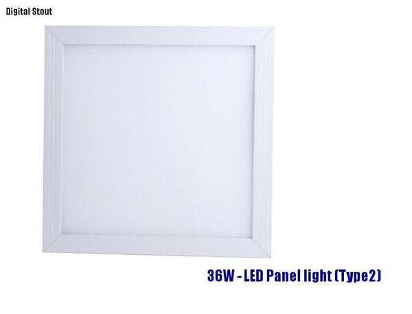 FRATER 36W - LED Panel light (Type2)