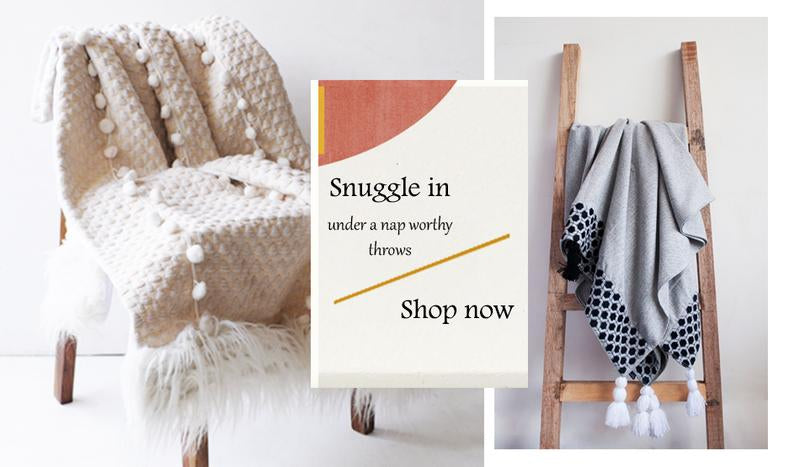 Autumn Winter Throws Get Cozy Under Nap Worthy Throws