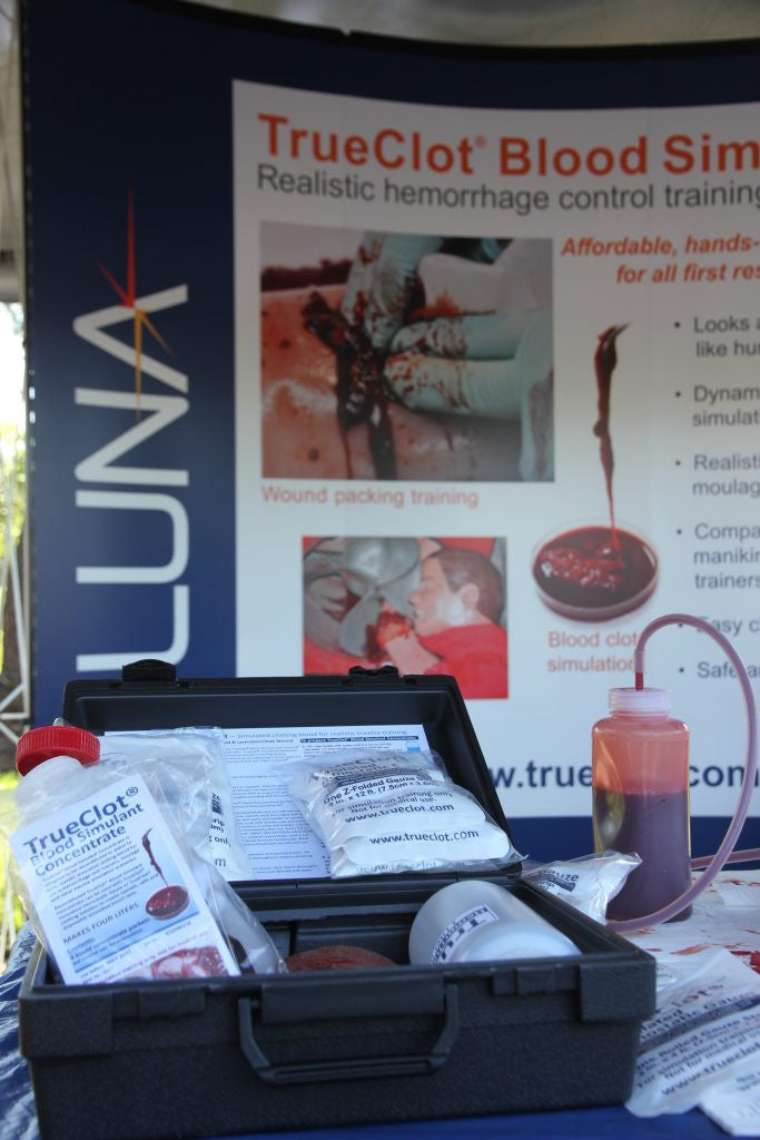 TrueClot® at ADS Medical Training Day
