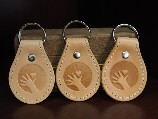 SOW Leather Key Fobs