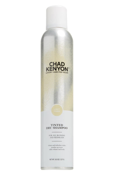 Chad Kenyon Light Tones Tinted Dry Shampoo