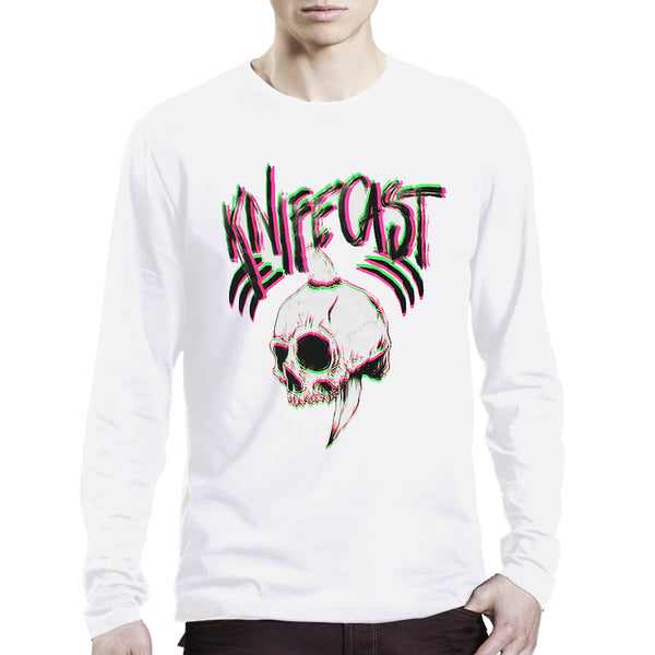 KNIFECAST LONG SLEEVE T-SHIRT