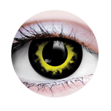 Storm - Halloween Costume Contact Lens - Close Up