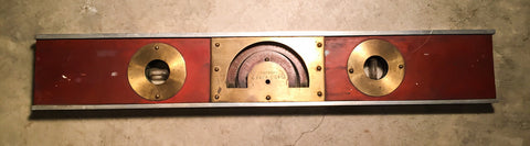 Bradford Union Inclinometer Level