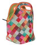 Neoprene Lunch Bag by ART OF LUNCH -Pass This On by Art of Lunch