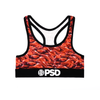 Chicken Wings Sports Bra