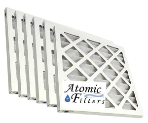 10x10x1 Merv 8 AC Furnace Filter - Case of 6 by Atomic