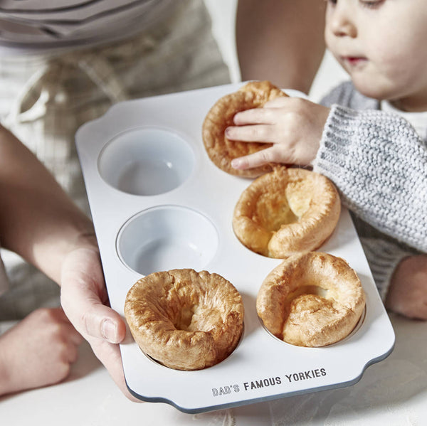 Personalised Yorkshire Pudding Tin