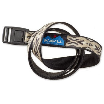 kavu burly belt brown tribal