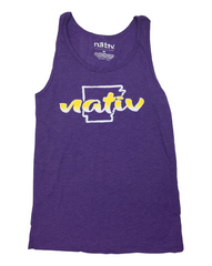 Arkansas Nativ Tank Top