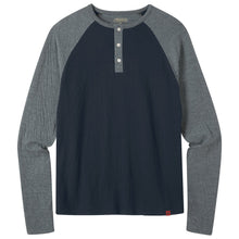 Mountain Khakis Men's Dugout Henley Navy