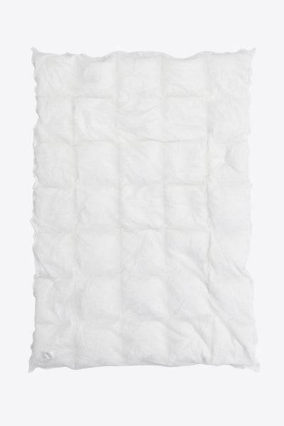 Sex <br> Duvet cover <br> Open mesh <br> Optic white
