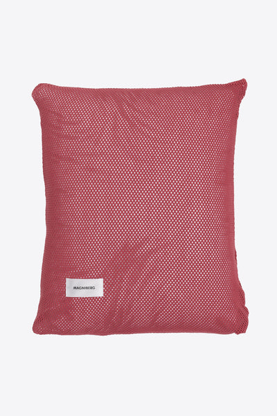Sex <br> Pillow case <br> Mesh <br> Washed red