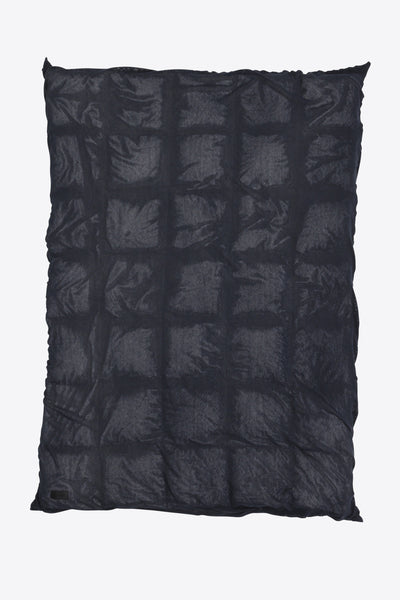 Sex <br> Duvet cover <br> Mesh <br> Washed black