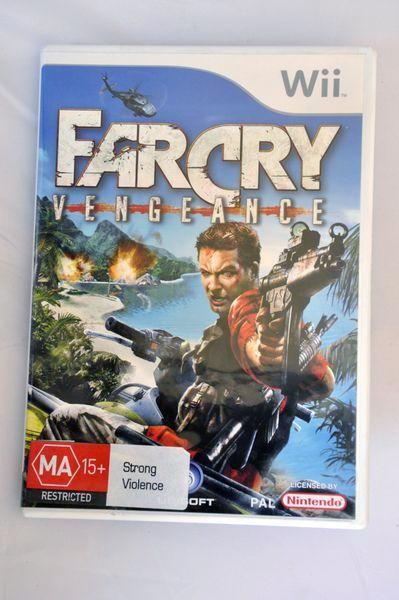 Game | Nintendo Wii | Far Cry Vengeance