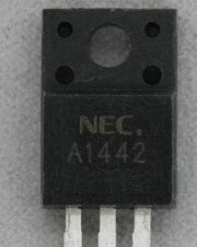 Parts | Service Repair |  NEC A1442 PNP Power Transistor for Neo Geo AES MVS Neo Power