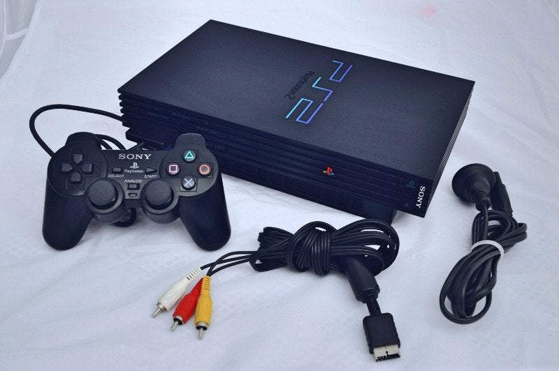 Console | Sony Playstation 2 PS2 Fat PAL - retrosales.com.au - 1