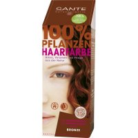 Henna Natural Hair Colour Bronze from Sante