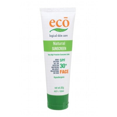 All Natural Sunscreen by ECO-FACE 30+