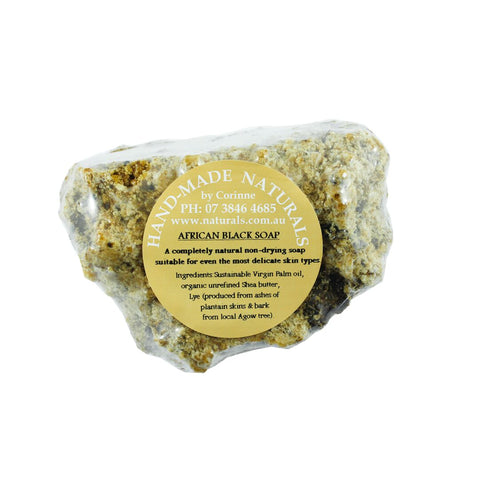 African Black Soap from Handmade Naturals