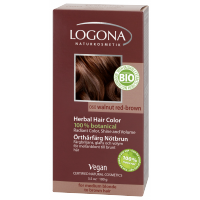 Henna Hair Colour Walnut Red /Brown from Logona