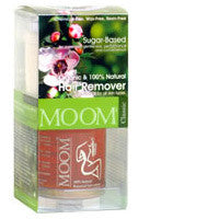 MOOM-Natural Hair Removal-Classic Kit with Tea Tree-LEG & BODY