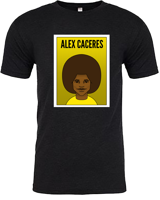 Alex Caceres - Avatar