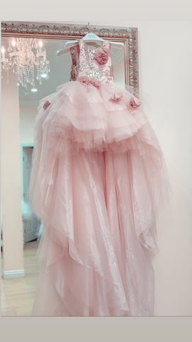 SALE - Blush Pink Royal Princess