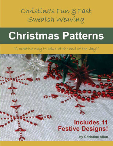 Christmas Patterns Book