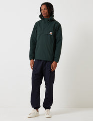 Carhartt Nimbus Pullover Jacket (Fleece Lined) - Loden Green