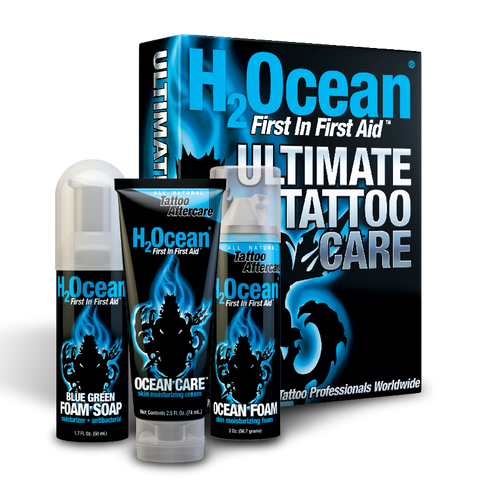 Ultimate Tattoo Aftercare Kit