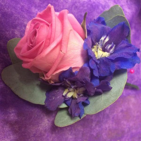 Gents buttonhole