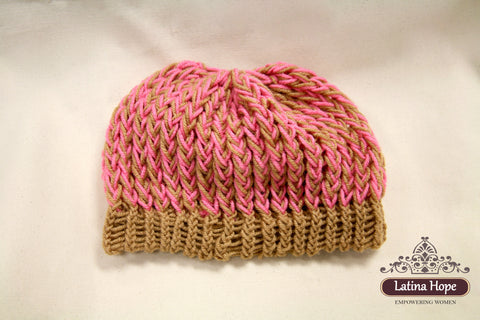Women's Knit Beanie Hat - FREE SHIPPING!