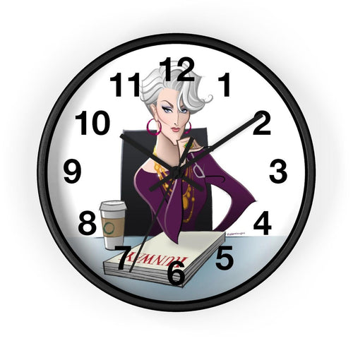 THATS ALL • Wall clock