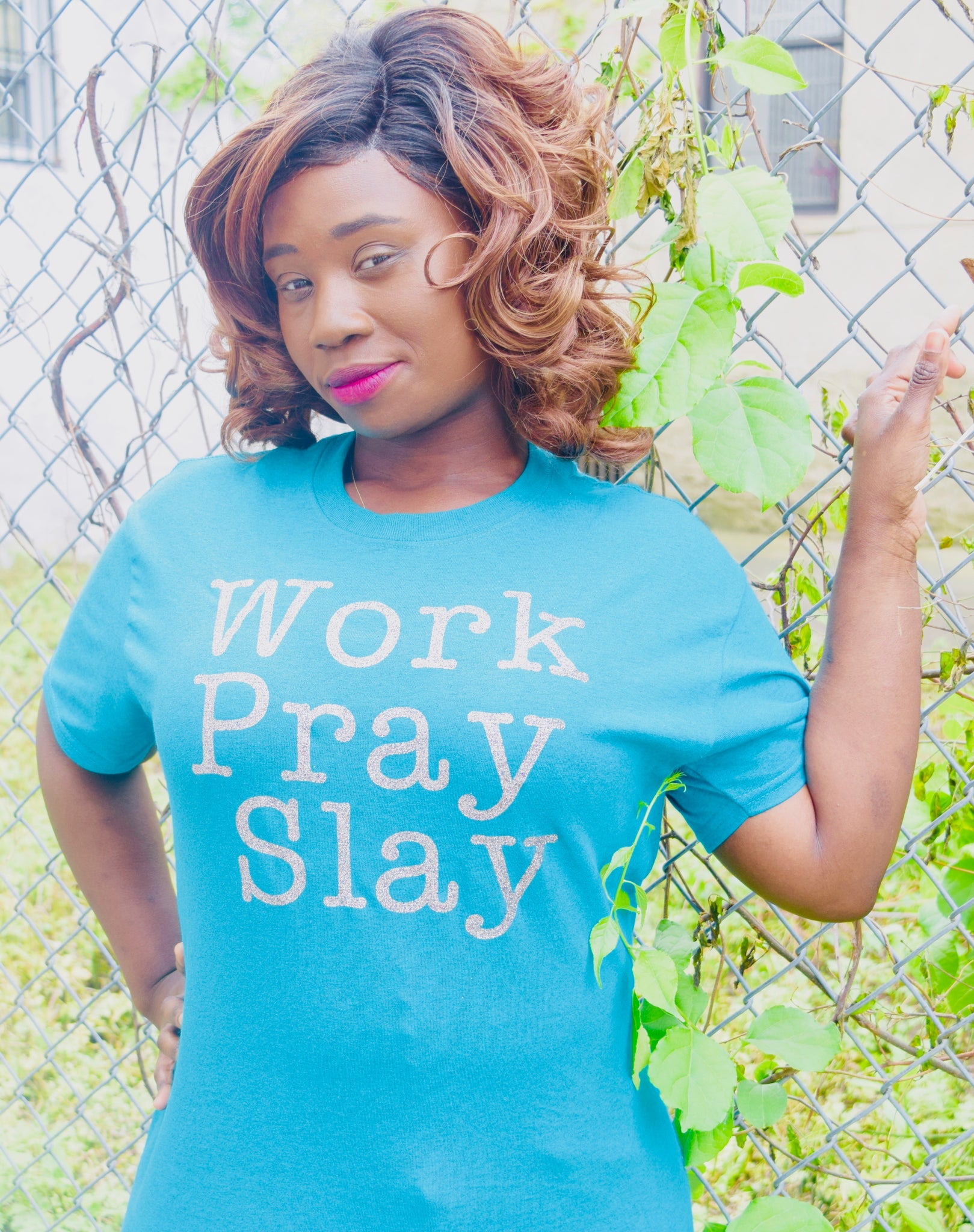 Work, PRAY,  SLAY  Tshirt