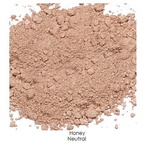 Loose Mineral Foundation Colour: honey - Brands Now