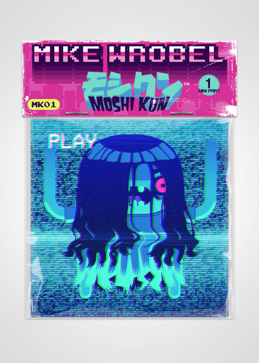 15 Sadako-Moshi Kun Cards-Mike Wrobel Shop-Mike Wrobel Shop