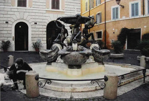 Adam Berg, Pier Paolo Fountain's, 2014