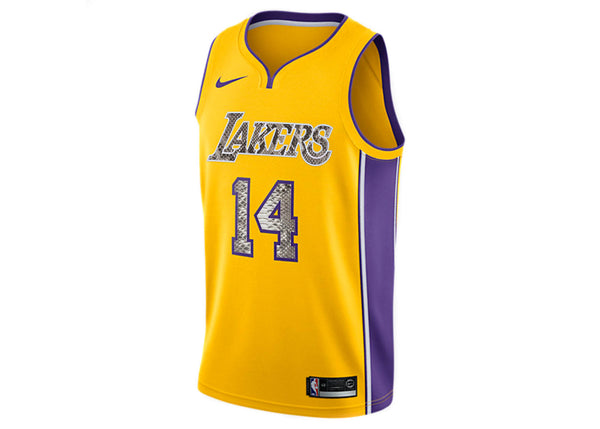 Nike Brandon Ingram Los Angeles Lakers Python Jersey