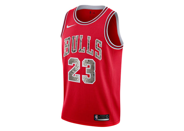 Nike Michael Jordan Chicago Bulls Jersey (Away)